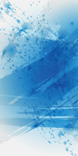Abstract blauw