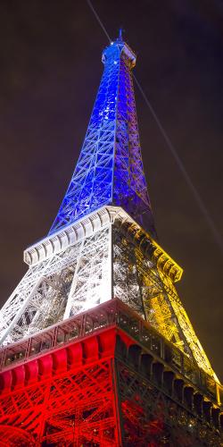 Frankrijk Parijs eiffeltoren