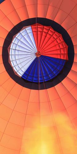 Luchtballon luchtmacht