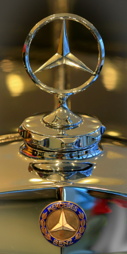 Ster mercedes benz