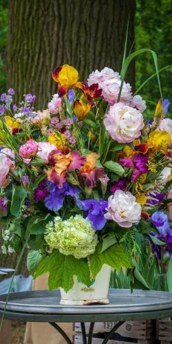 Bloemen boeket