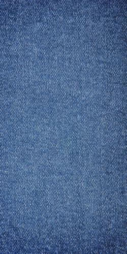 Spijkerstof blauw