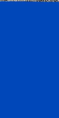 Verloop blauw