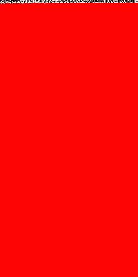 Verloop rood