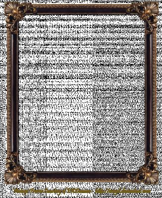 Bronzen lijst
