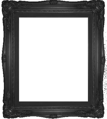 Lijst patroon 9 donker