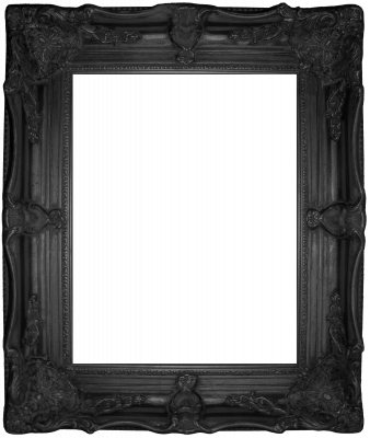 Lijst patroon 8 donker
