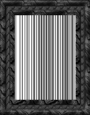 Lijst patroon 6 donker